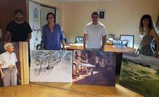 Ganadores del XXXI Concurso de Pintura 'Ciudad de Frías'
