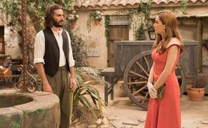 Julieta conoce a Isaac y surge la simpatía entre ellos …