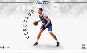 Javi Vega seguirá capitaneando al San Pablo Burgos
