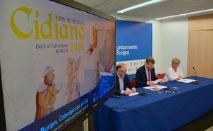 El Ayuntamiento aportará 70.000 euros para la celebración del Fin de Semana Cidiano