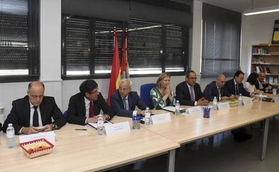 Del Olmo enarbola el Plan Miranda como ejemplo de colaboración entre administraciones