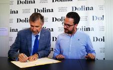 La UBU y Cerveza Dolina firman un acuerdo por la Formación Dual