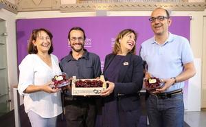 La XV Feria de la Cereza del Valle de Las Caderechas llega con cifras históricas