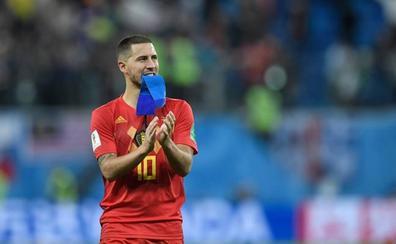 Bélgica maldice el 'catenaccio' de Francia