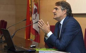 Ribot destaca que en la Burgos se han recibido 1.574 solicitudes de financiación
