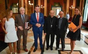 El Ayuntamiento aportará este año 150.000 euros para el VIII Centenario de la Catedral
