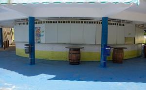 El bar de las piscinas de El Plantío reabrirá este fin de semana