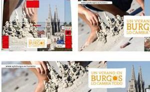 'Un verano en Burgos lo cambia todo', campaña publicitaria en el Mediterráneo