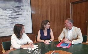 Ribera se compromete a llevar a cabo el desmantelamiento de Garoña «de forma segura»