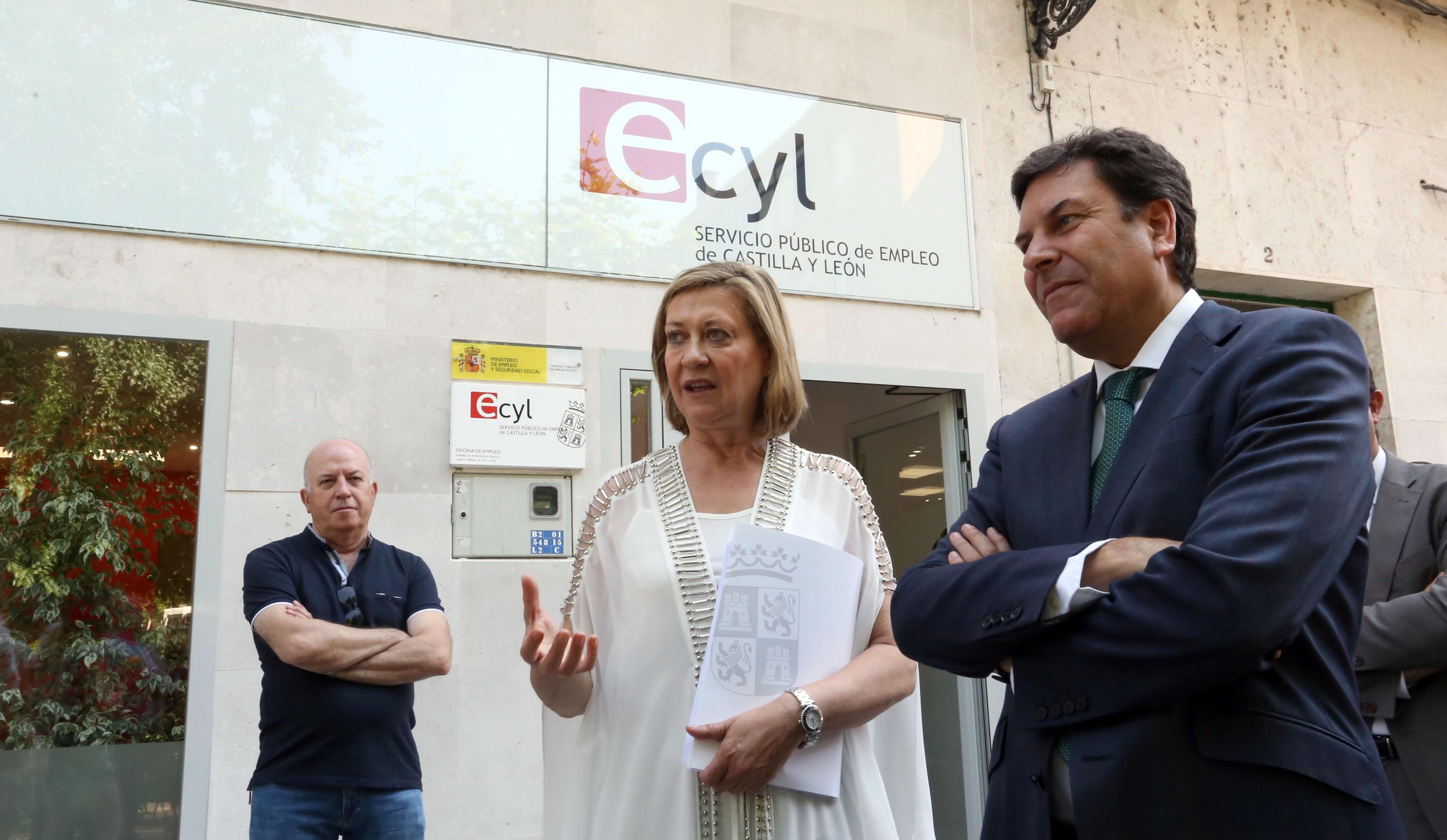 La Junta pretende acercar la atención de sus oficinas de empleo a los ciudadanos