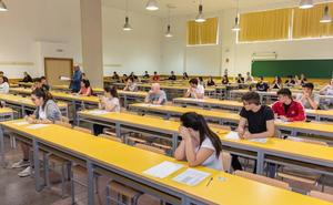 Un 82,35% de alumnos supera la convocatoria extraordinaria de la EBAU