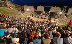 Cuatro obras teatrales completarán este año el Festival de Verano de Clunia