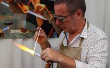 La Feria de Oficios Artesanos, en imágenes