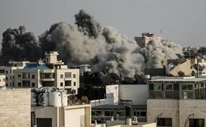 Israel toma la mayor represalia contra Hamás desde 2014 «para parar el terrorismo»