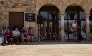 Fin de semana de música y poesía en Rabanera del Pinar