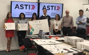 El proyecto 'Haz y Envés' de Lara López Peña gana el Concurso de Ideas ASTI Experience