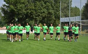 El Burgos CF comienza a trabajar