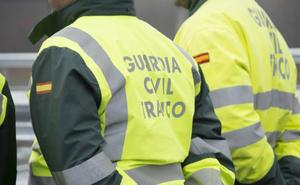 Investigado por cuadruplicar la tasa de alcoholemia tras tener un accidente en Merindad de Río Ubierna