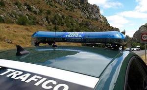 Siete positivos por alcoholemia y ocho por drogas en las carreteras de Burgos durante el fin de semana