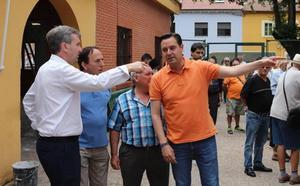Lacalle: «Veo al grupo municipal de Ciudadanos muy nervioso»