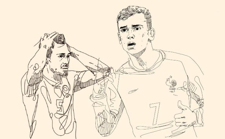 Francia se lleva el título y Croacia, la gloria