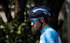 Valverde, Landa y Quintana satisfechos de sus nueve primeros días de Tour