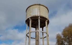 Cs reclama que el viejo depósito de agua sea derribado y recordado con una escultura