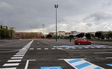 El Ayuntamiento no descarta vallar el Aparcamiento Disuasorio de Gamonal