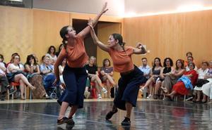 La danza contemporánea y neoclásica para celebrar el 40 cumpleaños de Atapuerca