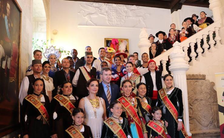 Lo mejor del folclore internacional se cita en Castilfalé