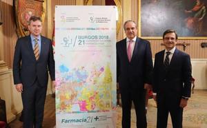 Burgos se convertirá en la capital nacional de la farmacia del 3 al 5 de octubre