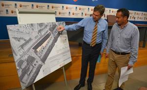 La urbanización del aparcamiento de Lavaderos saldrá a concurso la semana que viene