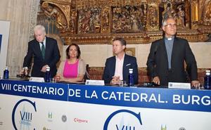 La OSCyL y una exposición de Solana inician la cuenta atrás del VIII Centenario de la Catedral