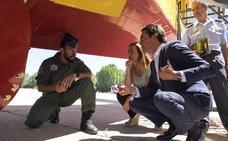 Suárez-Quiñones agradece las condiciones meteorológicas favorables en la prevención de incendios