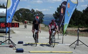Los ciclistas volverán a tomar las Lagunas de Neila el domingo