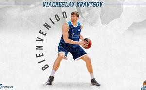 El San Pablo Burgos se refuerza con Viacheslav Kravtsov