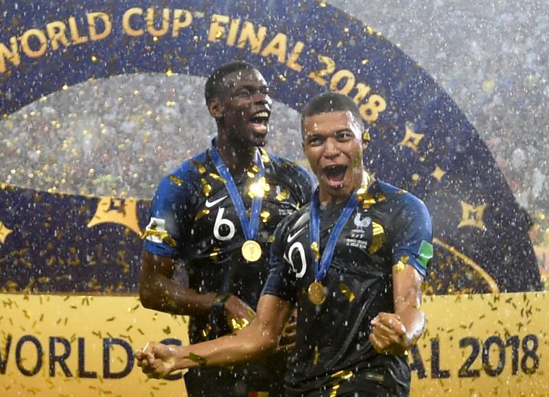 Isla de Francia, la cuna de los nuevos campeones del mundo