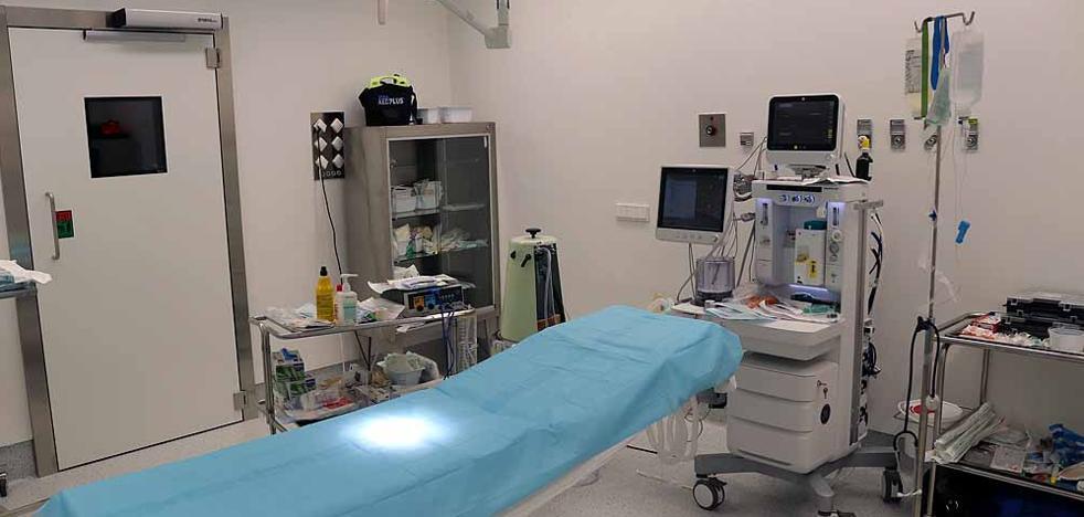 La enfermería del Coliseum se abrió sin cumplir con los requisitos exigidos a un quirófano permanente