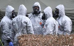 El británico envenenado con Novichok salió del hospital