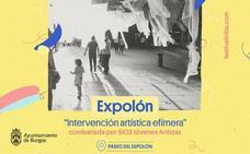 La exposición colectiva al aire libre 'Expolón 2018' abre su convocatoria para artistas de todas las disciplinas