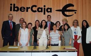 Las fundaciones de Cajacírculo e Ibercaja apoyan ocho proyectos sociales en Miranda de Ebro