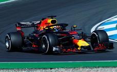 Ilusorio dominio de Red Bull
