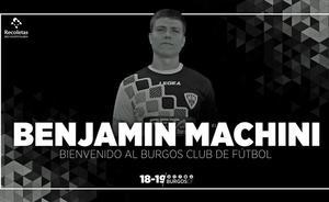 El Burgos CF incorpora al portero Benji