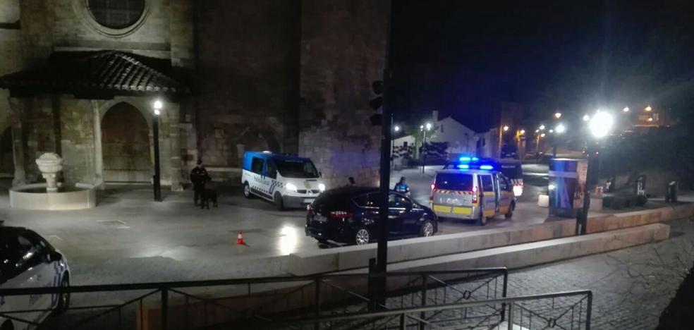 Policía Local pilla a tres conductores bajo los efectos del alcohol y las drogas