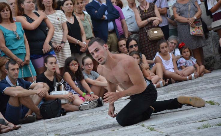 Certamen internacional de coreografía Burgos - Nueva York