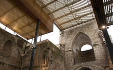 Lacalle espera que el Monasterio de San Juan sea ya municipal en septiembre