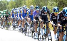 El SKY y el Astana correrán la Vuelta a Burgos