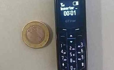 Extraen en el hospital de Palencia un móvil a un preso que se lo tragó