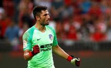 Adán da el triunfo al Atlético al parar tres penaltis y marcar uno