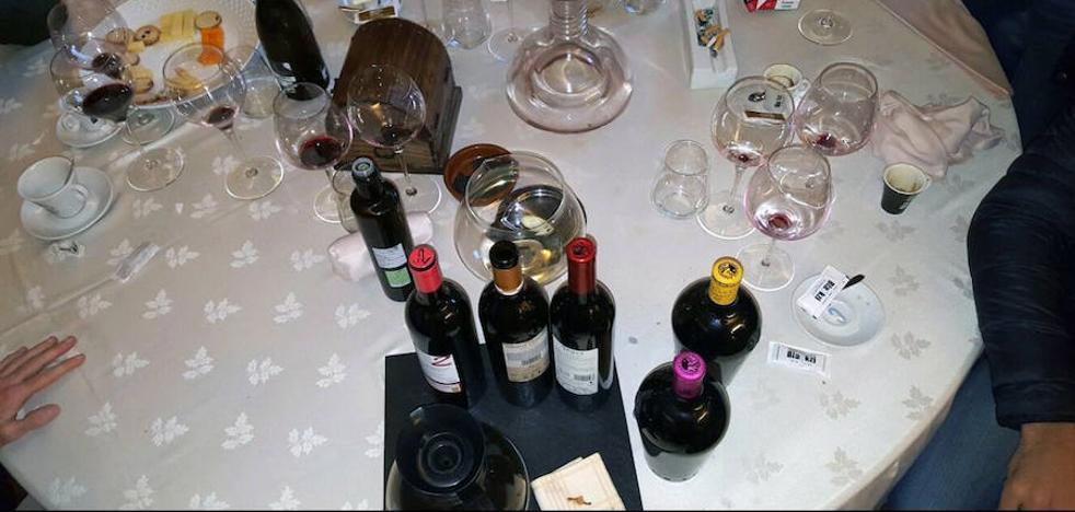 Don Alex, todo «un crack» del fraude del vino